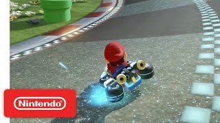 Mario Kart 8 Deluxe Mini-Turbo Tutorial - Nintendo Switch
