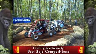'Baja Team gears up for Competition!!