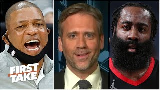 Should the 76ers reject all James Harden trade offers? | First Take