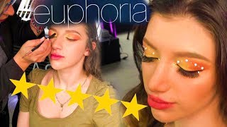 The BEST REVIEWED MAKEUP ARTIST Turned Me To EUPHORIA