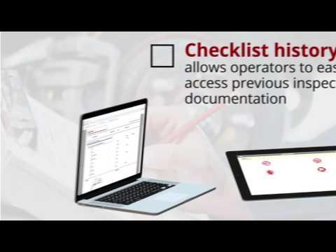 AW SmartApps Inspection Checklist