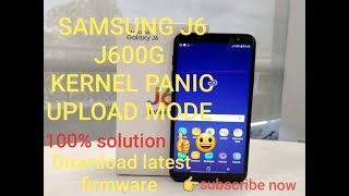 samsung j6 (j600g) frp, COMBINATION, flashing part- 2