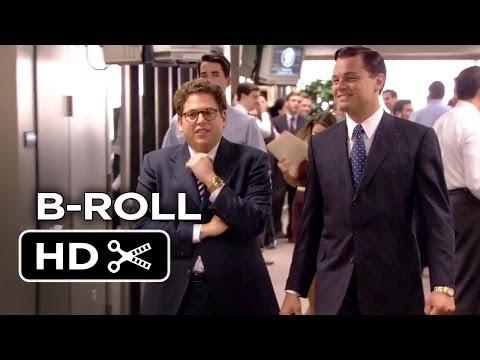 Baixar The Wolf Of Wall Street B-ROLL #1 (2013) - Leonardo DiCaprio, Jonah Hill Movie HD
