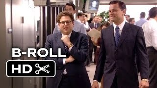The Wolf Of Wall Street B-ROLL #1 (2013) - Leonardo DiCaprio, Jonah Hill Movie HD