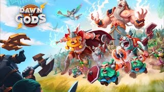Dawn of Gods | The Mythical Mobile Strategy Game