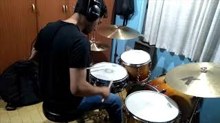 Ever be (Bethel)- drums cover-.