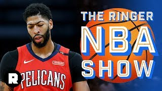 Trade Deadline Week Is Here and the Big Hitters Get Busy | Heat Check | The Ringer NBA Show