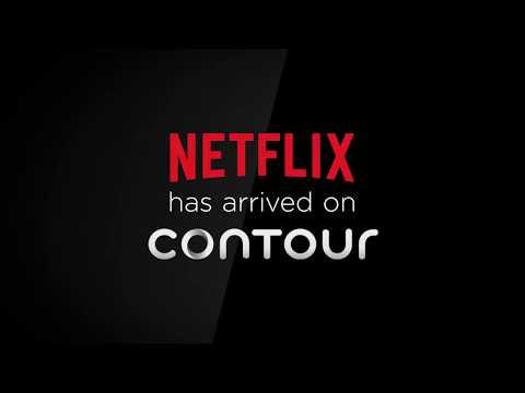 Netflix has arrived on Contour