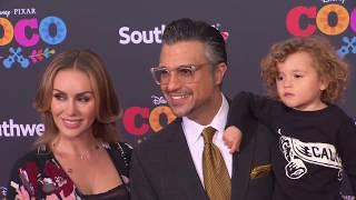 Coco Premiere Red Carpet - Benjamin Bratt, Gael García Bernal, Anthony Gonzalez