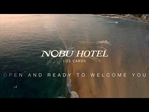 Nobu Hotel Los Cabos Opens