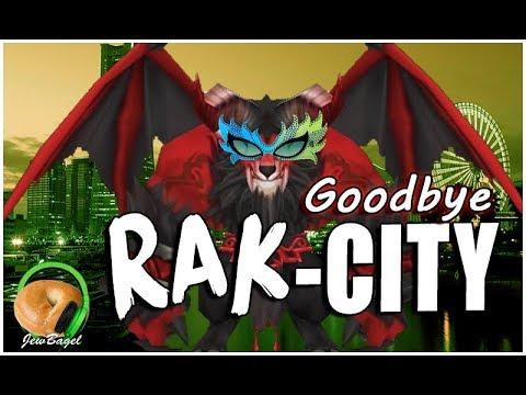 SUMMONERS WAR : Goodbye Rakan-City!