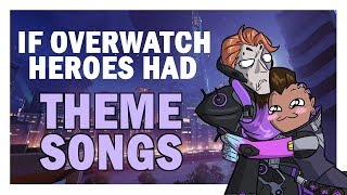 If Overwatch Characters Had Theme Songs (Including Moira)