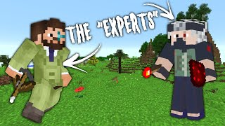 Minecraft Experts 1 | THE EXPERTS! | Modded Minecraft
