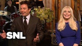 Lindsay Lohan Monologue: Stage Arrest - Saturday Night Live