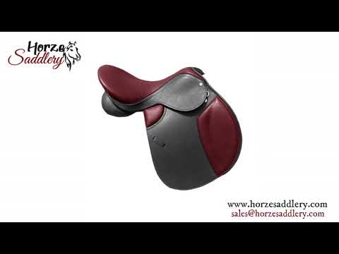 Best Quality English Style Designer Saddle For Horses