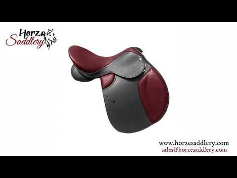 Best Quality English Style Designer Saddle For Horses