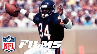The Heart of Walter Payton | A Football Life | NFL Films