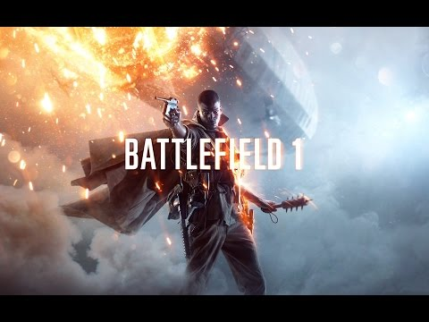Первый взгляд battlefield 1