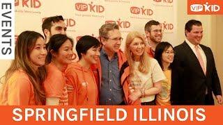 VIPKid Visits Historic Springfield with Former U.S. Senator Mark Kirk