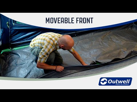 video Outwell Rockland 5P Family Tent