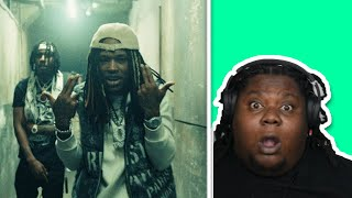 King Von (feat. Polo G) - The Code (Official Video) REACTION!!!