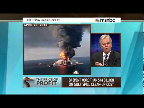 Buddy Roemer on The Melissa Harris-Perry Show, Sunday March 3, 2013 Discussing The BP Trial
