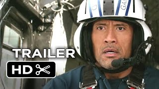 San Andreas Official Teaser Trailer #1 (2015) - Dwayne