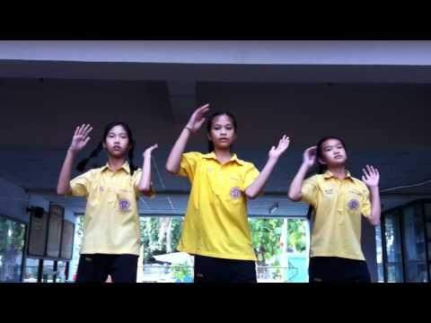 เต้นแอโรบิคอัมพวัน.MOV