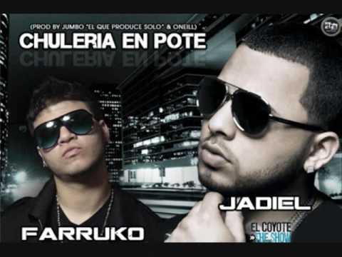 Jadiel ft Farruko Chuleria En Pote