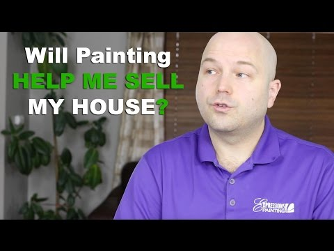 Will Painting Help Me SELL MY HOUSE?