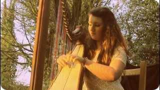 Lady Gaga's Telephone - Harp Cover, Rachel Horton-Kitchlew