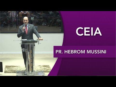 Pr. Hebrom Mussini   Um milagre extraordinário   Atos 3.1   03 11 2019