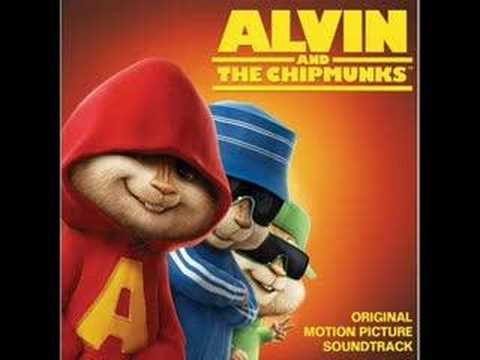 Baixar Chris Brown Ft. T-Pain Kiss Kiss by Alvin and the Chipmunks