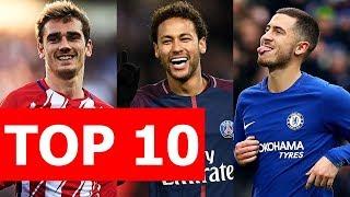 Top 10 cầu thủ giành Quả Bóng Vàng sau Ronaldo - Messi