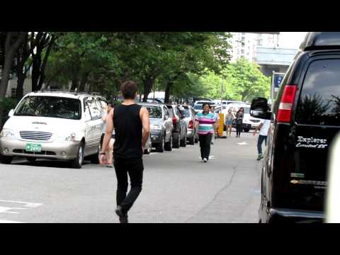 120727 Donghae at KBS