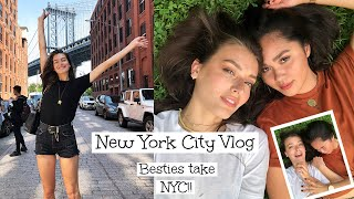 New York City Vlog | Fashion, Instagram Pictures, & Eating Everything | Jessica Clements