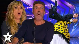 Judges Are SHOCKED When He Comes Out Dancing On His Own! | Got Talent Global