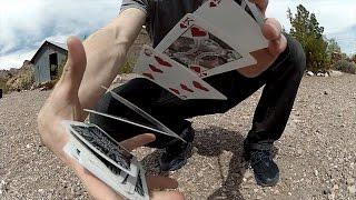 Cao thủ múa bài có chơi bài giỏi không nhỉ?
