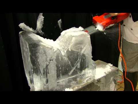 Black Oak Casino Resort - Ice Sculpture Carving