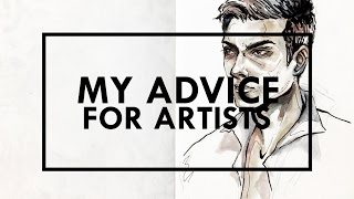 Helpful advice and tips for young artists