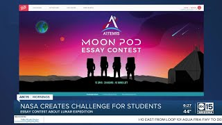 NASA takes remote learning to the moon