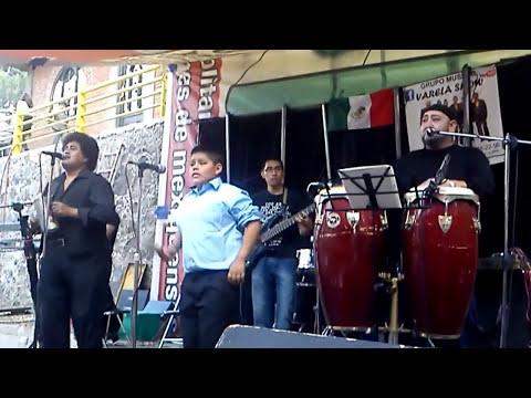 Varela Show Corazón solitario (cover)