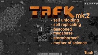 Factorio - Fully automated Solar farm Deployer (version 2