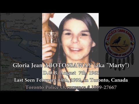 Missing Person Cold Case - Gloria Jean ABOTASSAWAY - Help us...