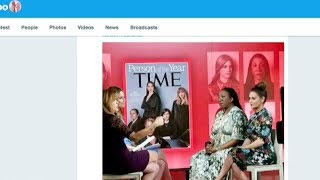 Time Magazine's Person of the Year 2017: The Silence Breakers