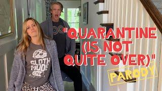 """""""Quarantine (is Not Quite Over)"""" - Billie Jean Parody"""