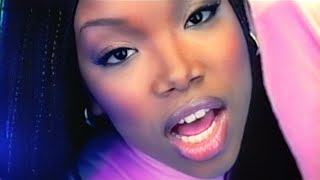 Brandy - Sittin' Up in My Room (Official Video)