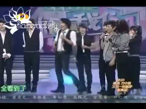 Siwon thinks that Hangeng is