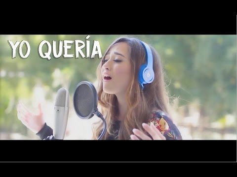 Yo Quería - Cristian Castro (Carolina Ross Cover)