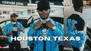 Toosii Performs Live in Houston, Texas